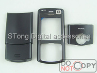 High quality, quality problems refunding, Mobile phone housing cover For Nokia N70 with Case + Keypad, free shipping