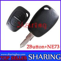 Renault Vivaro Movano Kangoo Master Trafic Intersta Primastar 2 Button Remote Key ID46 Chip