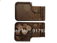 Best Quality Renault Megana 3 Button Remote Smart Card Shell  Without Logo key Cover key Case 10  piece /lot Shipping free