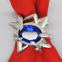 The Seven Deadly Sins Rings Solid 925 Sterling Silver Lust Rings Classic Tanzanite Crystal Jewelry For Men Women Free Shipment