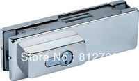 Glass Door Lock Bottom Patch Lock for glass lock only