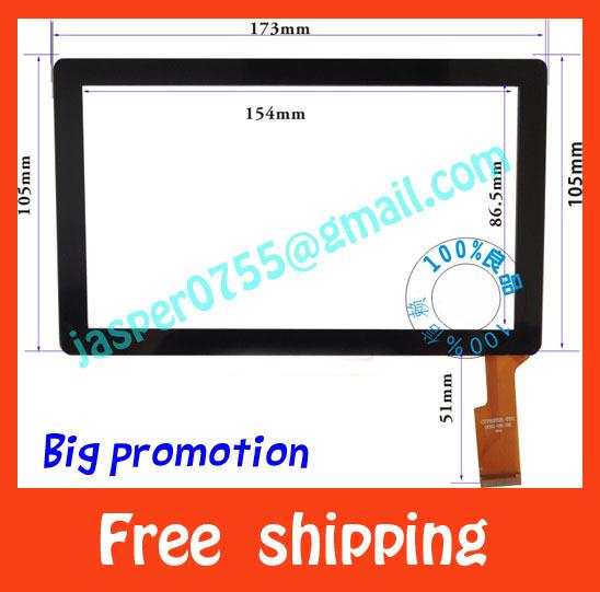 все цены на Панель для планшета 7', czy6075a/fpc Amoi Q88 GB810 e GB880 V8 Q88 GB810 GB8 онлайн