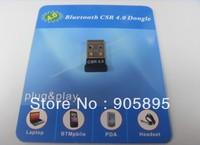 Bluetooth CSR4.0 Dongle Dual-mode Bluetooth low energy radio USB dongle 2PCS/LOT Free shipping