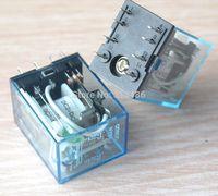 general purpose relay MY2 DPDT 8 pins 12v 24v 36v 48v 110v 220v 380v
