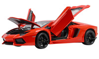 Rastar star models 1:18 Lamborghini LP700-4 alloy car 61300 free shipping