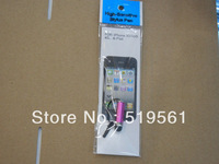 Brand New Retail Box For Capacitive Screen Stylus Pen 50PCS/LOT HongKong Post Free Shipping