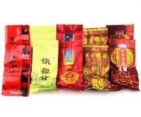 Do promotion 5 different flavors Chinese Fujian anxi tieguanyin oolong tea tie guan yin tea oolong health care black tea bags