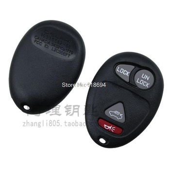 BUICK regal remote control shell regal remote shell regal key with key press battery cord lock