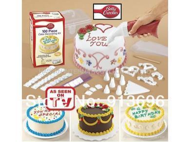 Shop popular 100 piece cake decorating kit seen tv from for 100 piece cake decoration kit