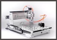 800w spindle motor + 1.5kw VFD CNC Router water-cooling CNC3040/CNC 3040/ CNC 3040Z/ cnc engraving machine