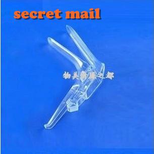 Genitais dilatadores descartáveis espéculo vaginal equipamentos médicos transparente de alta qualidade(China (Mainland))