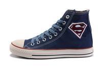 High-top Style Classic Canvas Shoes Batman Sneakers Men's/Women's all size 35~44