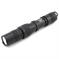 NITECORE MH2C Dual-fuel Ultra-high intensity tactical flashlight 800 lumens Micro-USB rechargerable flashlight CR123 battery