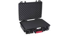 1-5 Motorcycle instrument seal waterproof box quakeproof instrument case with sponge and belt best protect for your equipments