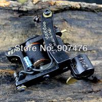 Deluxe Tattoo Machine Gun Brass Frame for Equipment Supply 2pcs/lot