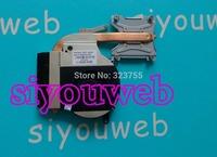NEW genuine Laptop CPU Cooling Fan & heatsink 606014-001 for HP Compaq G62 CQ62 G72 ,free shipping