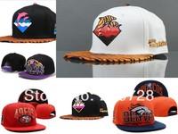 Last Kings Crooks and Castles mix order snapbcaks caps adjustable baseball hats Free shipping 20pcs/lot