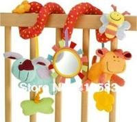 100 Pcs/lots  Free shipping EMS ELC bed to hang Baby bed hang hang//educational baby toys YR-2244