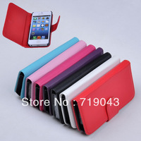 hot Luxuxy crazy PU leather case cell phone cover for apple iphone5 , free shipping new