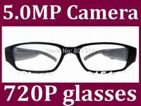 HD 720P video camera eyewear glasses mini dvr camera /sunglasses camera 20pcs/lot Free DHL