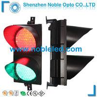 300mm red green led traffic warning light