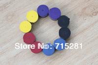 Free shipping Anti-slip 10 Pcs/Lot Tennis Badminton Squash  Racket  Over Grips Tape EDStore_OG03