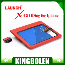 2013 Original Launch X431 Auto Diag Scanner for IPAD & Iphone Update via Internet(China (Mainland))