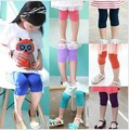 Free Shipping 2013Spring& Summer Candy Colors all-match Fashion Girls Cute Cotton leggings Pants Sweet Multi Colors for Kids
