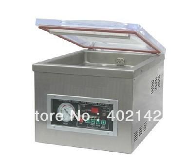 Hot selling desktop vacuum packing machine,vacuum sealer,vacuum packaging machine for vacuum plastic bag package(China (Mainland))