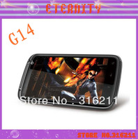 free shipping G14 Original Unlocked Sensation Wi-Fi GPS 8.0MP 4.3'TouchScreen 3G Android Phone Free Shipping