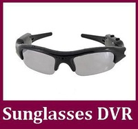 Mini Camcorders Sunglasses Camera Audio Video Recorder Sport Camcorder DVR 50PCS/LOT Free DHL