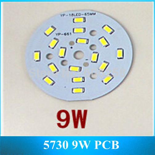 Светодиодная лампа 10 X 9W 5730 SMD 65