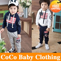 In Stock Fashion cute children suit for boy thin style spring and autumn wholesale and retail