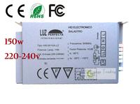 Free Fedex 50pc/lot 150w metal halide mh electronic digital ballast 2 years warranty CE,ROHS,FCC certificates