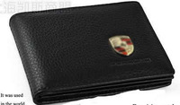 driving license Credit Card Bag wallet For  Cayman 911 Panamera Cayenne Boxster