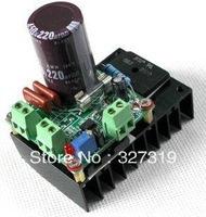 Freeshipping Wholesale Retail 12V 24V 48V 110V DC Motor Speed Control PWM MACH3 Speed Control