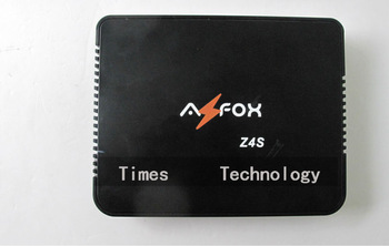 satellite receicer AZFOX Z4S HD Two Tuner SKS and IKS ,With wifi suppor N3,For South America ,Free Shipping