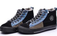 Freight Amendment Offer New  Style Denim Color Men's Casual Shoes