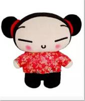 China doll hi baby plush toy doll toy doll birthday gift female