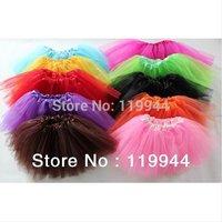 Beautiful Baby Girl 3 Layers Tutu Skirts Girls' Summer Sexy Skirts Baby Tutus 10 Colors To Choose 6pcs/lot Free Shipping
