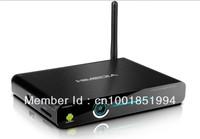 HiMedia HD600A TV BOX Full 1080P HD H.264 MKV DTS Network HD Media Player Online TV HD600A WiFi