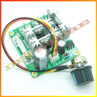 Wholesale 6V-90V 15A Pulse Width PWM DC Motor Speed Controller Switch+free shipping -10000545