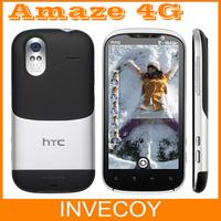 G22 Original HTC  Amaze 4G X715e unlocked mobile phone WIFI GPS Dual-core 8 MP 4.3 inch 16GB storage freeship