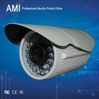 Free Shipment economic Full 720P Outdoor weatherproof IR IP camera 1.3 Mega Pixels Network IP HD Camera 30M support  VLP