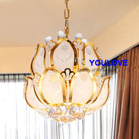 2 years warranty D35cm European crystal pendant lights Modern pendant lamp master bedroom living room lighting crystal light
