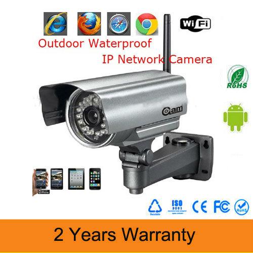 Outdoor Wireless Ip Camera 1080p