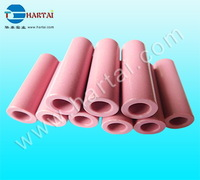 Ceramic tube ,Ceramic pipe,Alumina ceramic tube