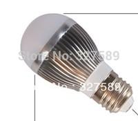 Free shipping Ultra light 7w, 100-240V golden/silver led globe bulb E27/GU10/B22 lamp spotlight