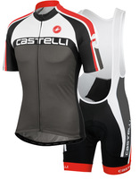 2013 assos Team Cycling clothing /Cycling wear/ Cycling  jersey short sleeve+ Bib Shorts Suite assos-2A Free Shipping