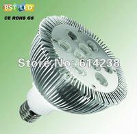 Freeshipping 2pcs/lot HOT sale High power dimmable par38 27W E27/E26 LED spotlight/ par38 led bulbs Cree AC110V/120V/220V UL CE